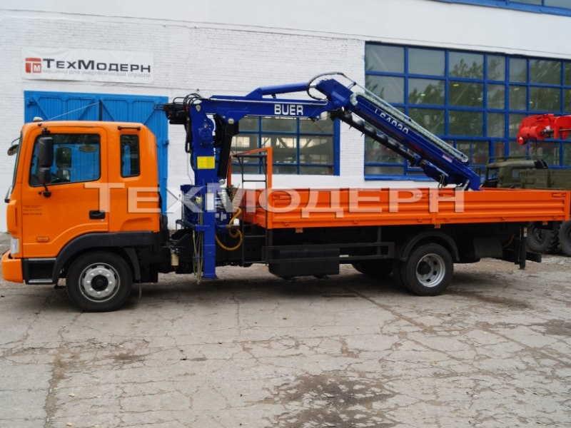 Бурильно-крановая машина BUER LS 1030-011
