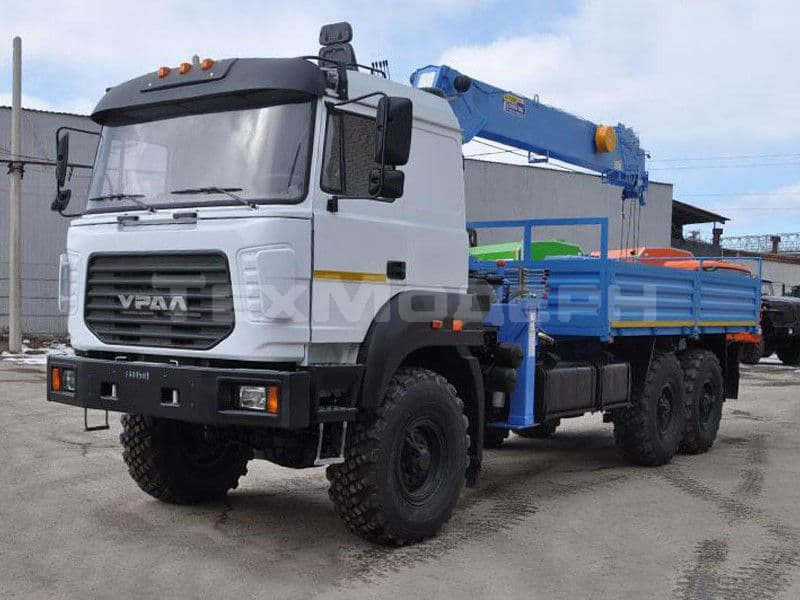 УРАЛ 4320 КМУ DongYang SS 1506